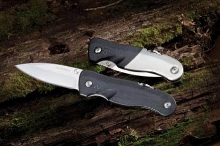 Leatherman knife handles use long-glass/nylon 66 from RTP Co.