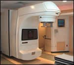 Radiation therapy machine