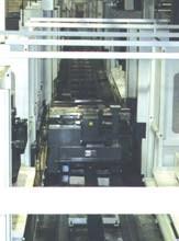 Rail guided vehicle (RGV)