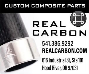 真正的碳定制复合材料部件