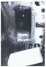 Refrigerator door tray