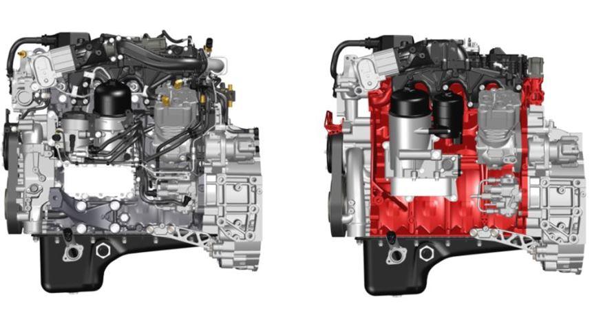 Renault Trucks DT15 Euro 6 engines