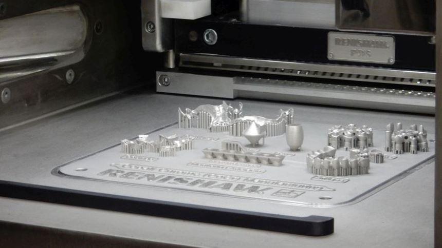 Metal additive manufactured medical implants