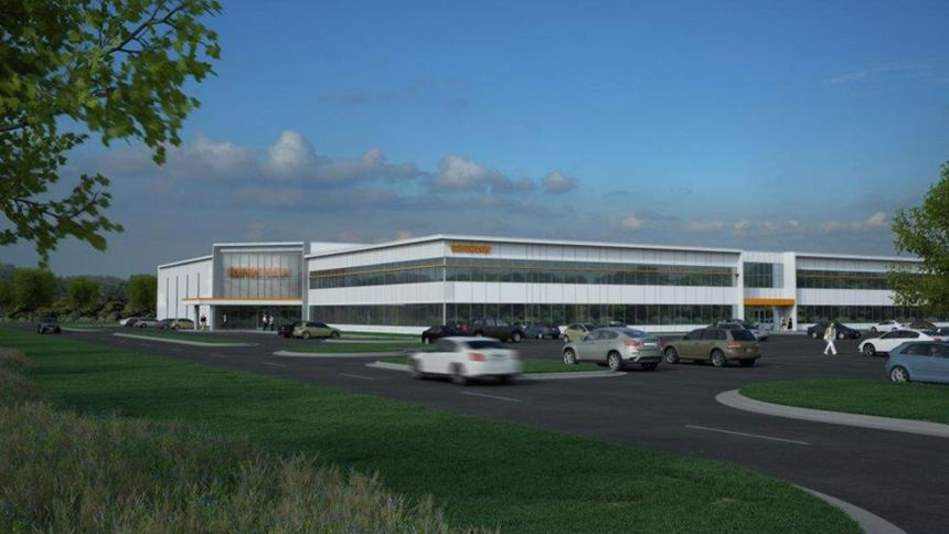 Renishaw  North American headquarters