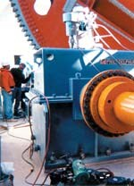 Repair of Philadelphia Gear units