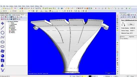 Verisurf 3D solid modeling