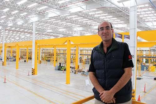 Richard Carroll Trujillo, director de Planta Cuatro de Grupo ABC.