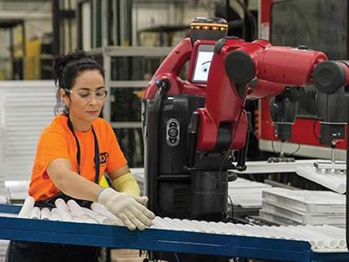 Robot actuation