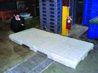 Rotomolded pallets
