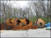 Rotor hub castings