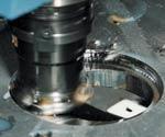Round carbide inserts