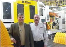 Roy Moore and Ed Hunerberg