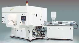 S85 injection-blow machine