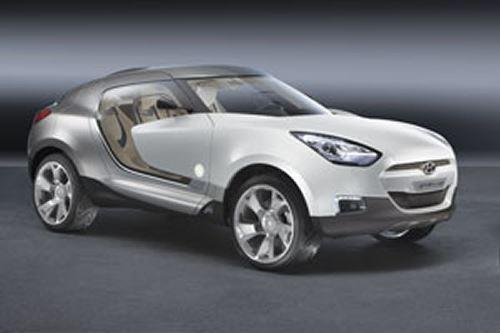 """QarmaQ """"crossover coupe"""" concept"""