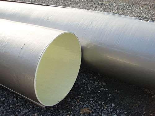 CIPP pipe
