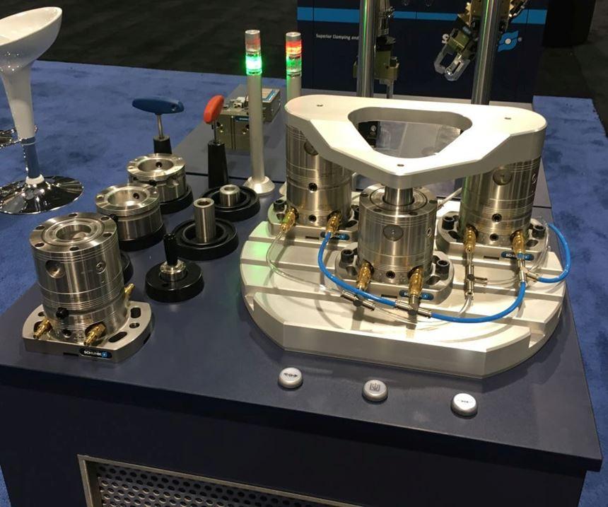 Schunk modular system