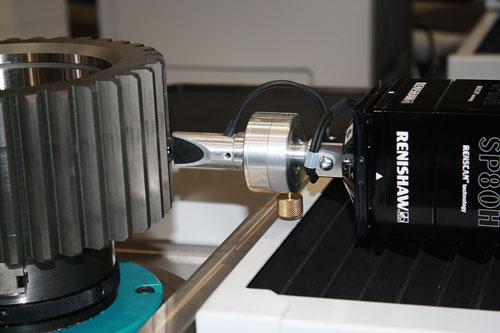 Wenzel gear measuring machine
