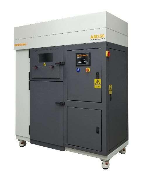 Renishaw machine