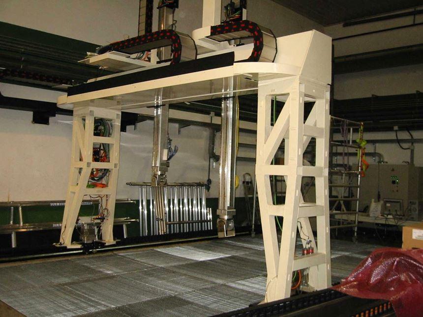 Gantry type ultrasonic inspection system to be upgraded by Tecnatom