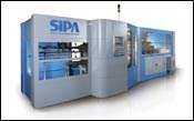 SIPA's newest rotary reheat stretch-blow machine