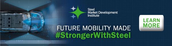 Steel Market Development Future Mobility