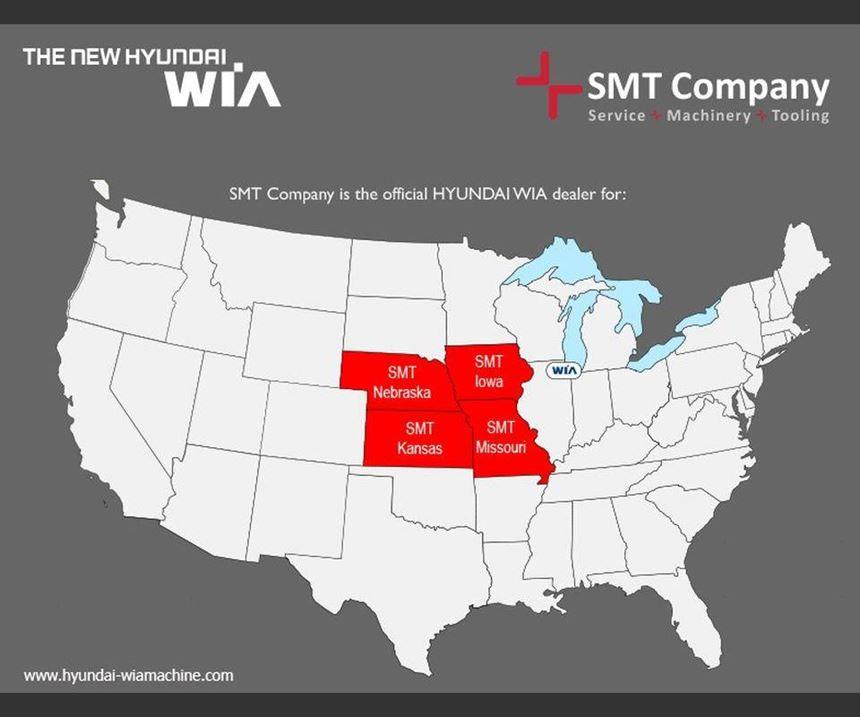 SMT territory