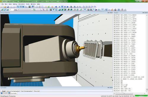 exhaust simulation