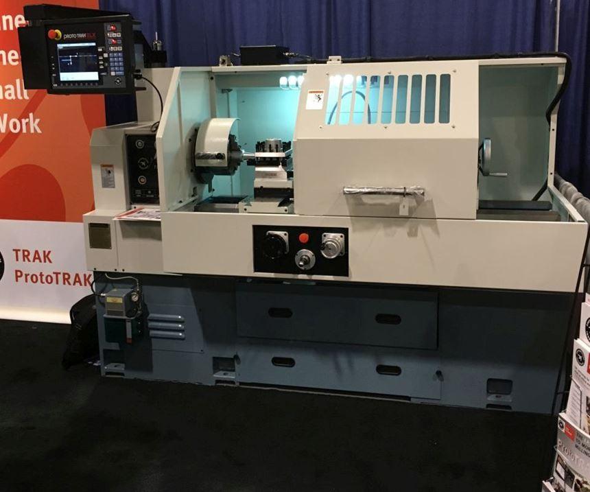 Southwestern Industries' ProtoTrak CNC