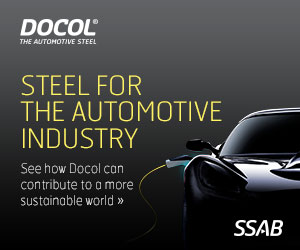 SSAB Steel for the Automotive Industry