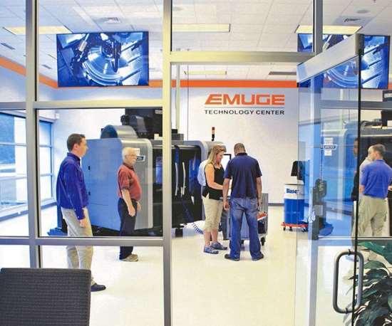 Emuge Technology Center