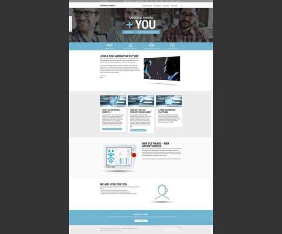 Universal Robots +YOU screenshot