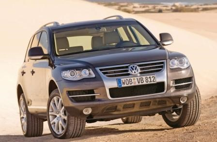New Sarlink K-156 TPV from Teknor Apex on VW Touareg