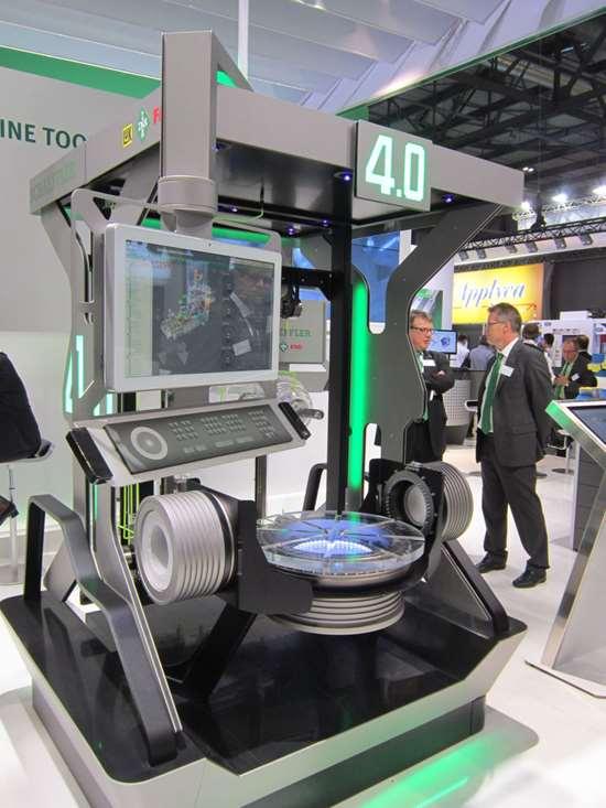 Schaeffler's Machine 4.0