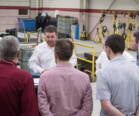 A-1 CNC Department