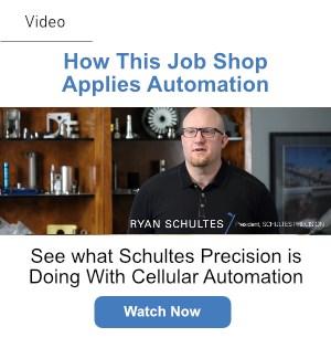 Schultes Precision automation video