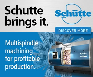 Schutte Multispindle Machining