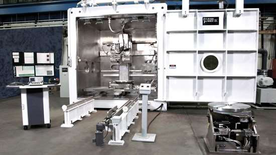Sciaky 110 EBAM system