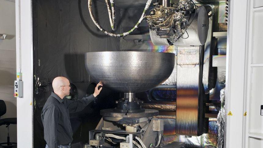 Lockheed Martin EBAM system