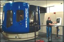 Scott Radschlag and the Transturn TT 312