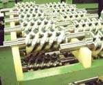 Screws for compressors