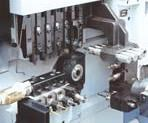 Separate and independent tooling for the subspindle