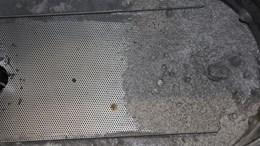 Hazardous liquid metal waste