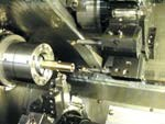 Seven-axis turning centers