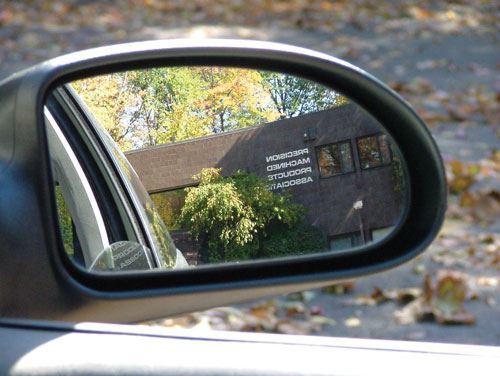 side car mirror