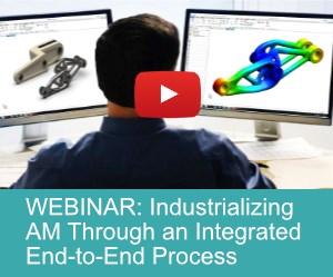 Siemens PLM Additive Manufacturing webinar