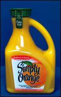 Simply Orange Juice Co