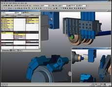 Simulation Of Citizen M Machine