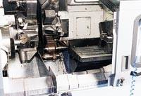 Single spindle CNC lathes
