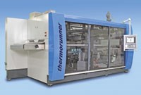 Kiefel's high-speed cup former