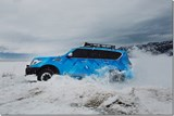 Nissan Goes Snow Patrol for Chicago